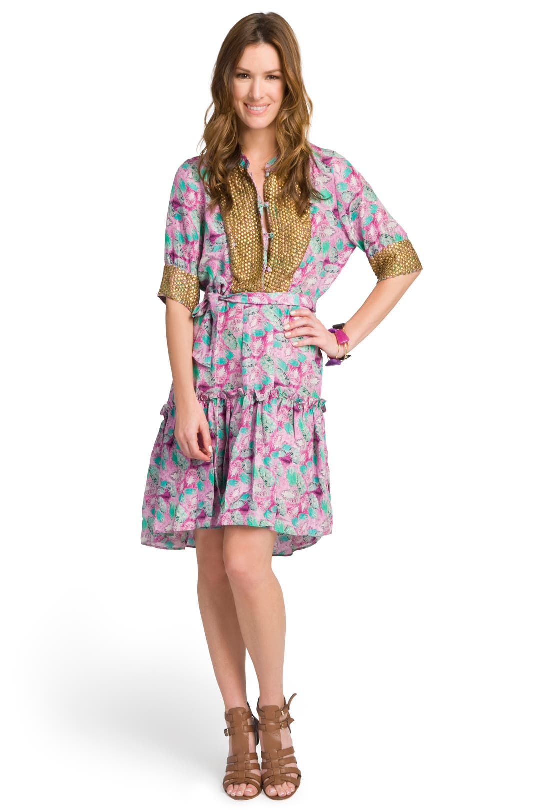 Boho Mary Kate Dress by Gryphon