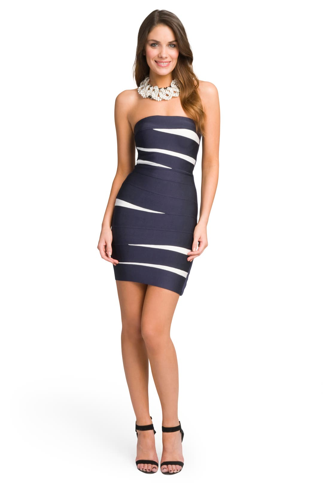 Sailor Bandage Dress by Hervé Léger