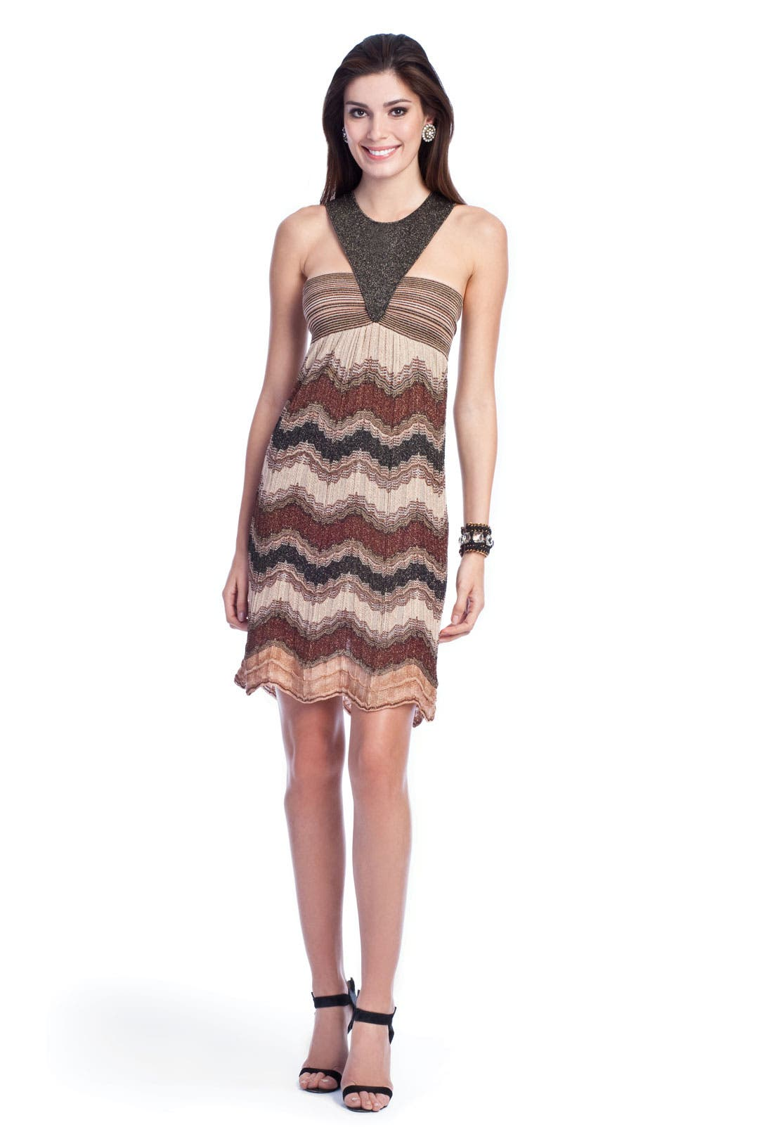 M Missoni Emily the Empress Dress