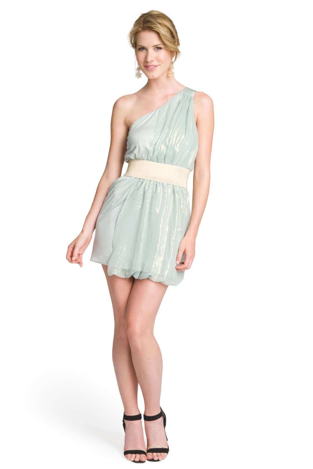 Grecian Escape Dress by Mark & James by Badgley Mischka