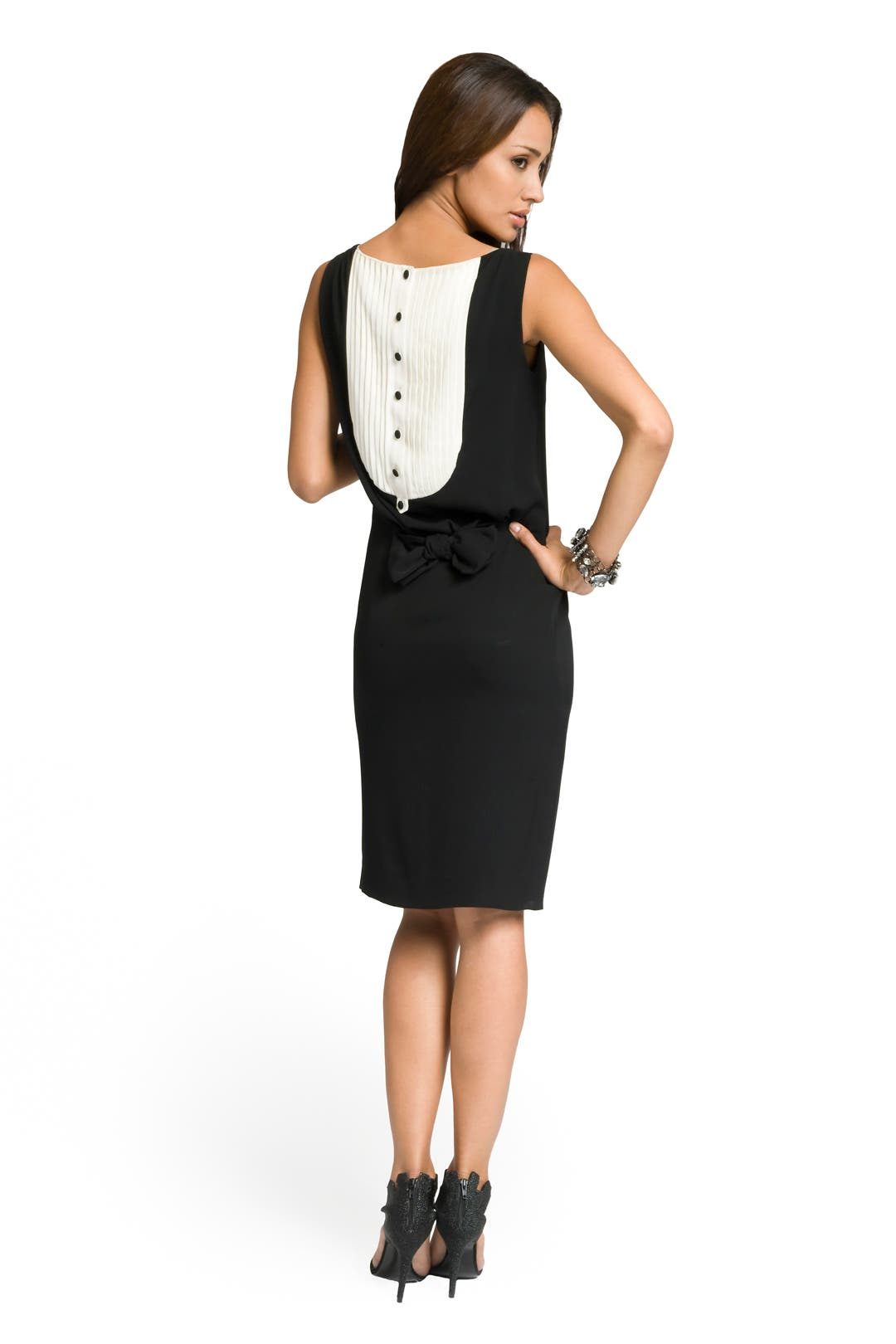 Tuxedo dress by Moschino Cheap And Chic