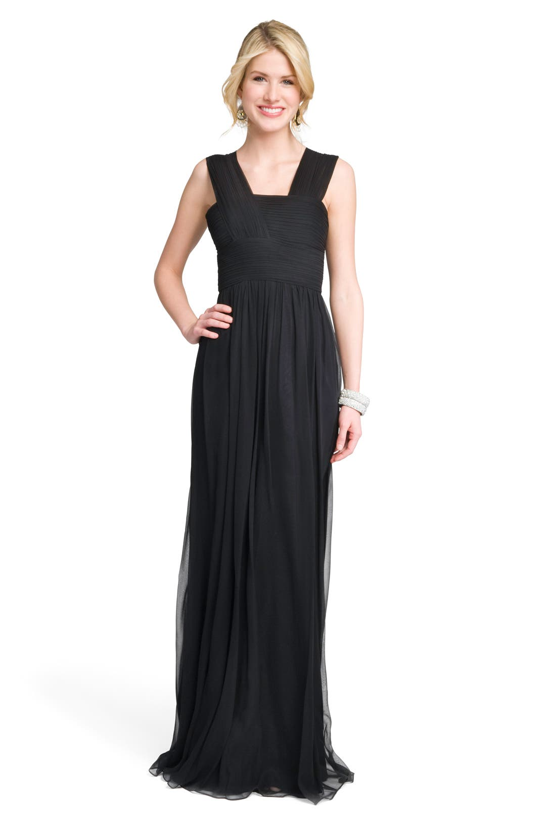 Goddess Gown by Robert Rodriguez Black Label