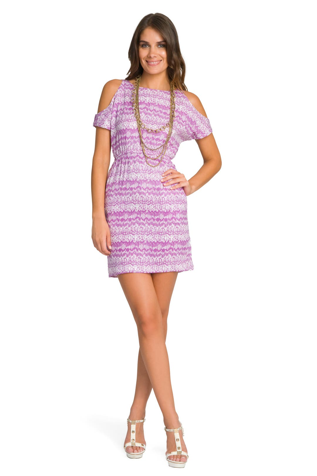 Purple Rain Dress by Shoshanna