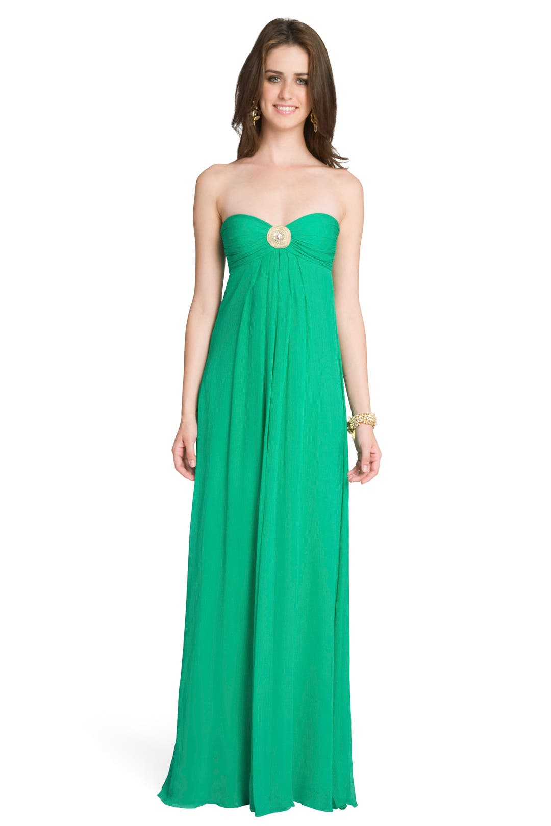 Emerald City Gown by Temperley London