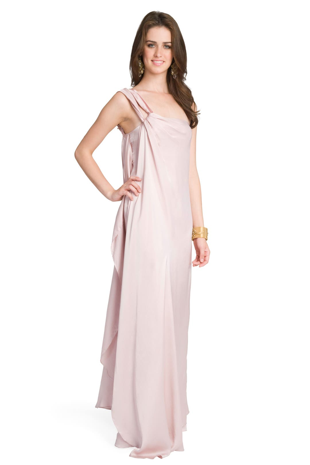 Romantic Rose Grecian Gown by Temperley London