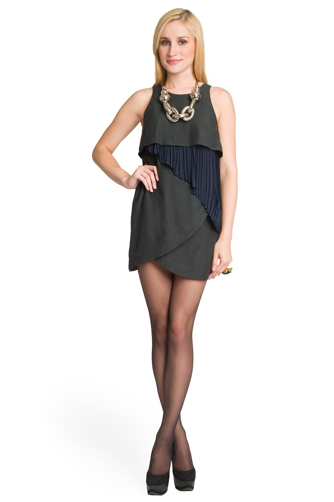 Playful Tiered Dress by Vena Cava