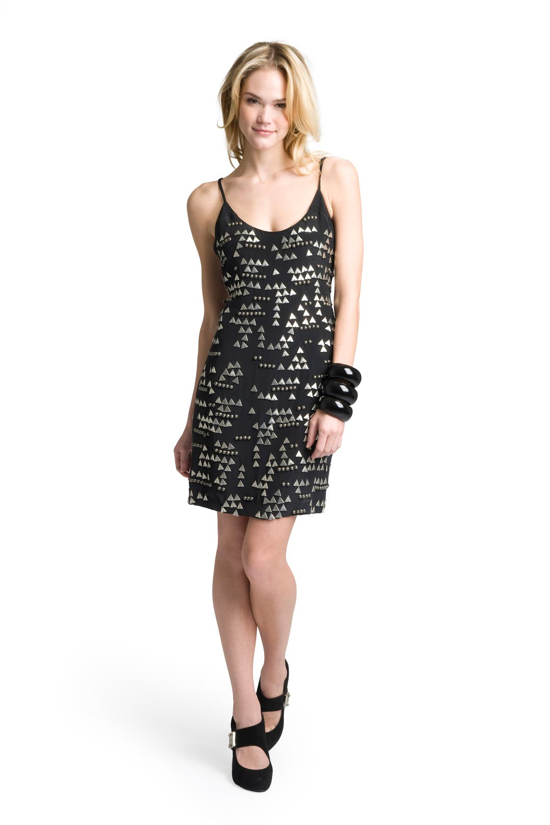 Studded Tank Dress by Vena Cava