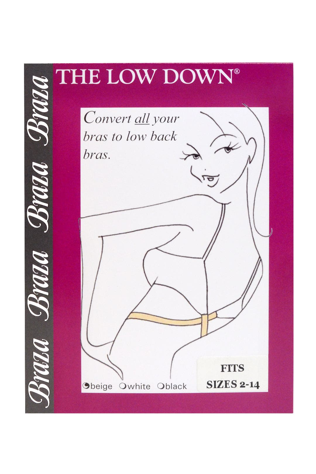 Low Down Bra Back Converter by Braza