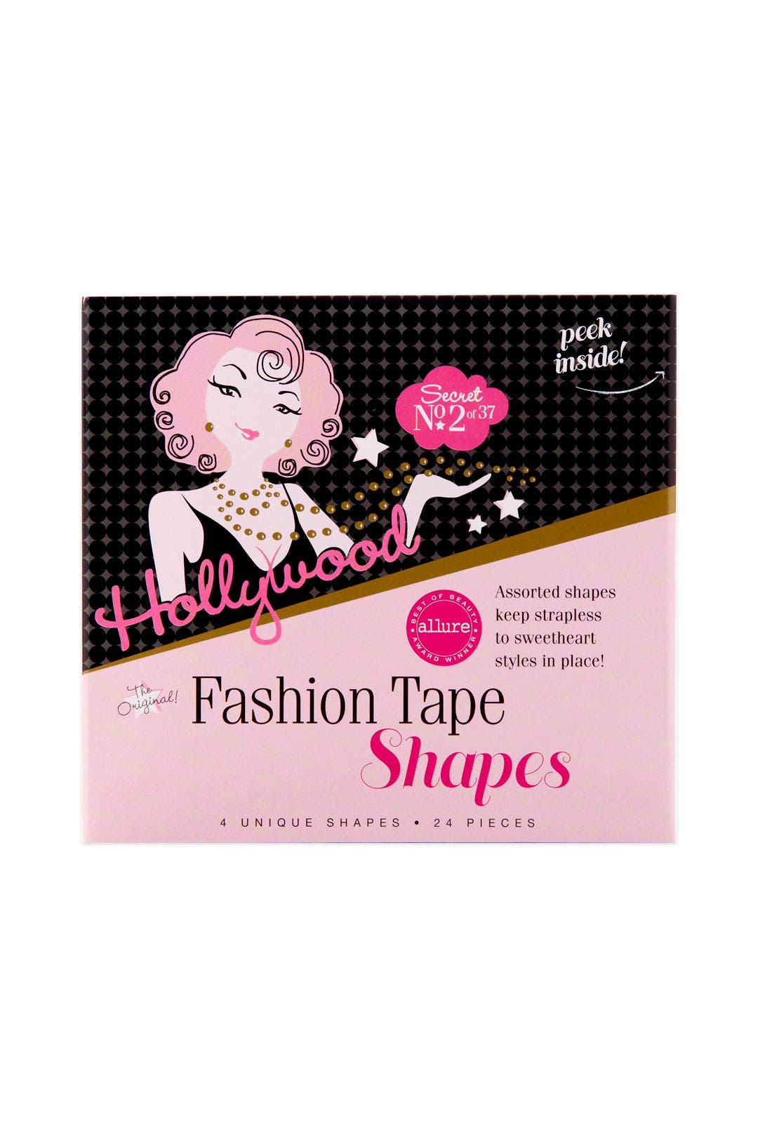 Fashion Tape Shapes by Hollywood Fashion Tape