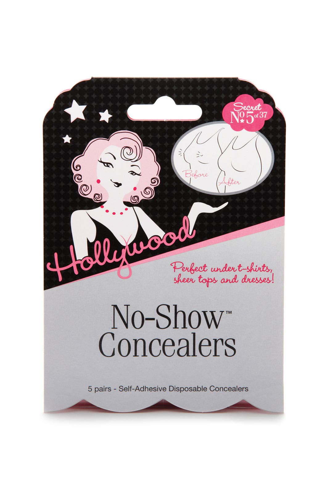 No-show Nipple Concealers by Hollywood Fashion Tape