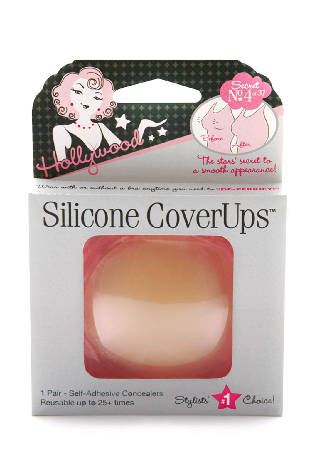 Silicone CoverUps by Hollywood Fashion Tape