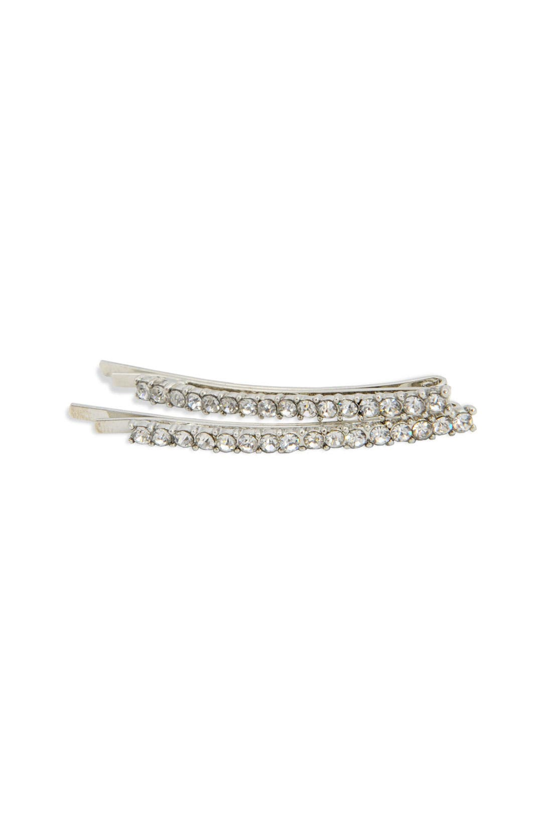 Clear Proper Bobby Pin by Juliet & Company