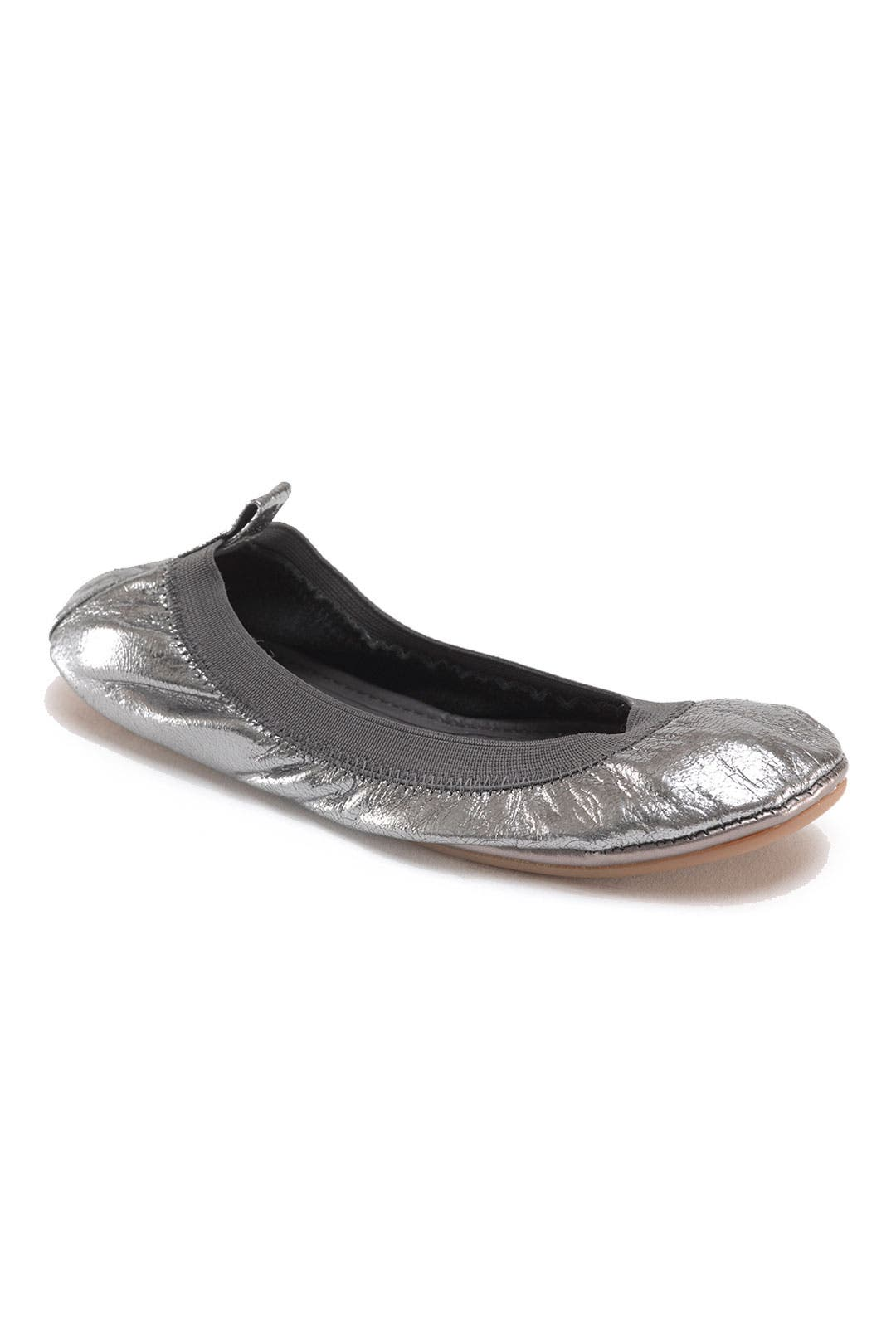 Pewter Merlin Flat by Yosi Samra