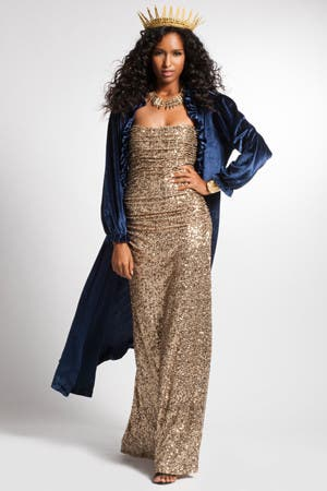 beyonce queen bey rental halloween costume from rent the runway