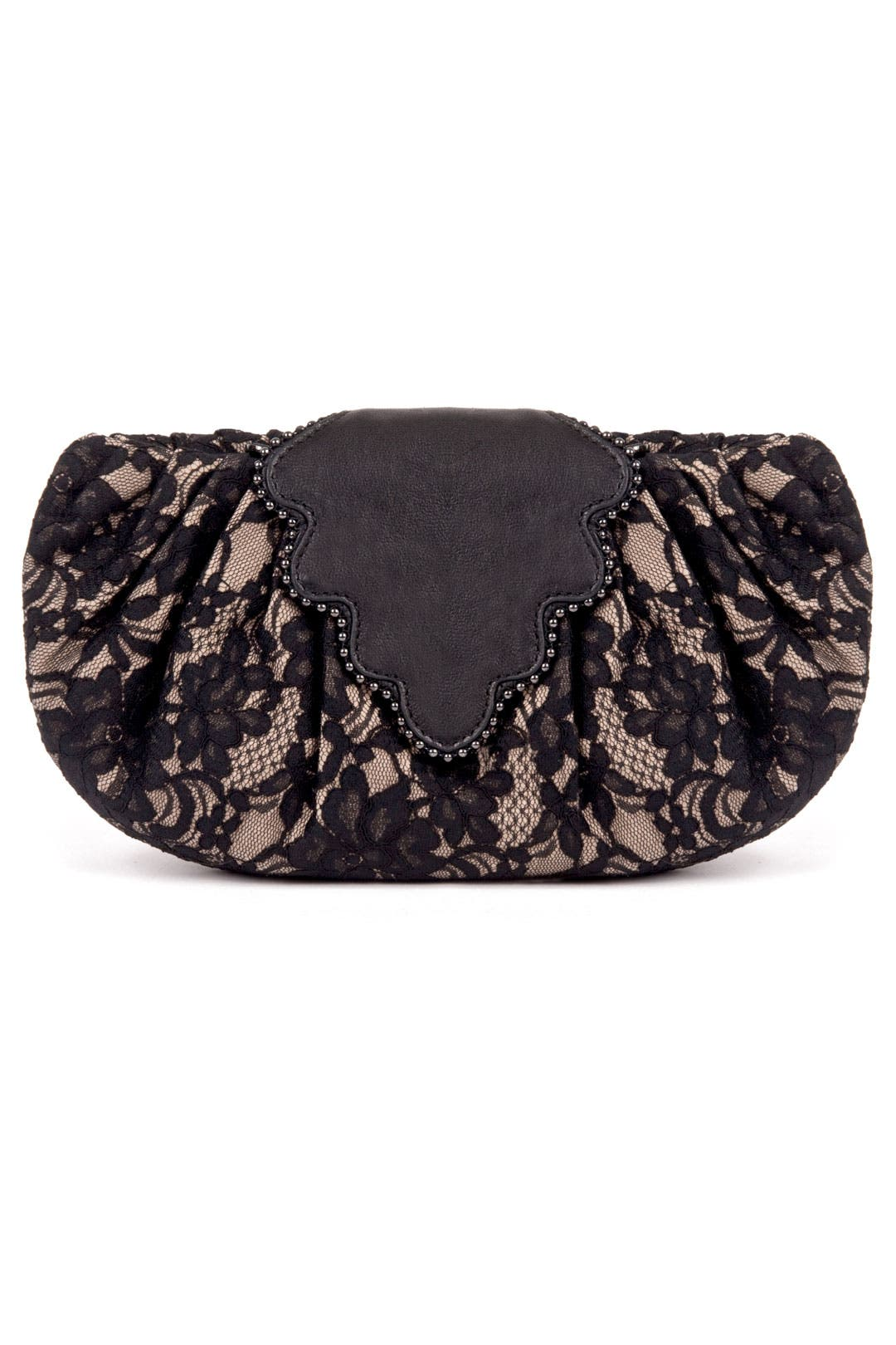 Belle Evening Lace Clutch by Diane von Furstenberg Handbags