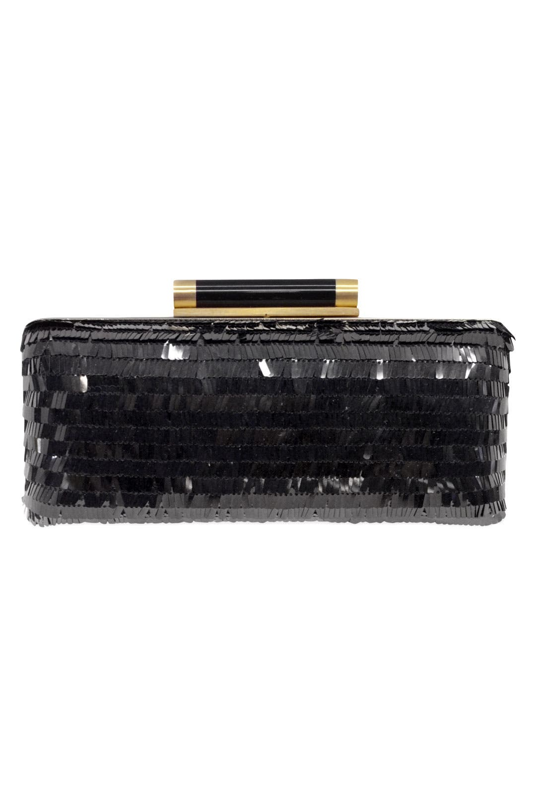 Flapper Tonda Clutch by Diane von Furstenberg Handbags