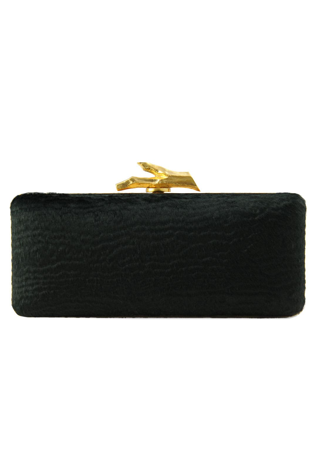Forest Tonda Pony Clutch by Diane von Furstenberg Handbags