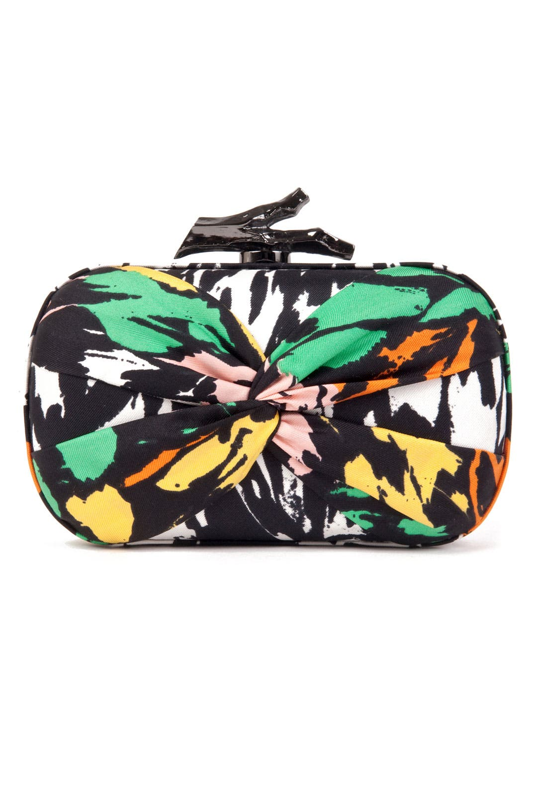 Jungle Dream Clutch by Diane von Furstenberg Handbags