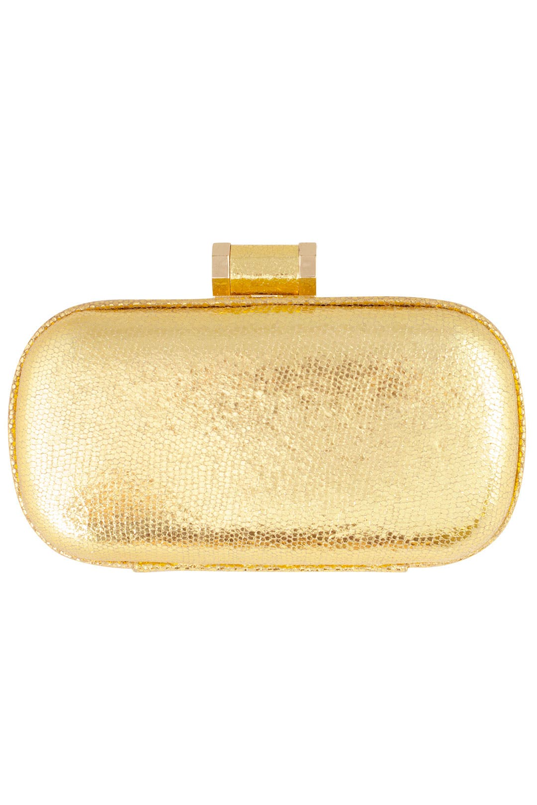 Golden Ticket Clutch by Halston Heritage Handbags