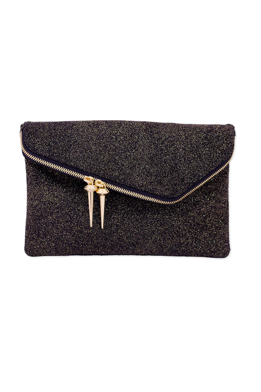 Debutante Sparkle Clutch by Henri Bendel