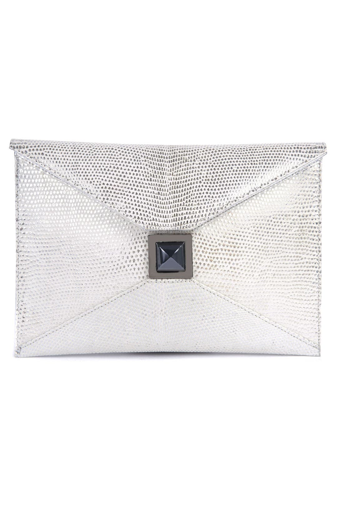 Snow Queen Clutch by Kara Ross