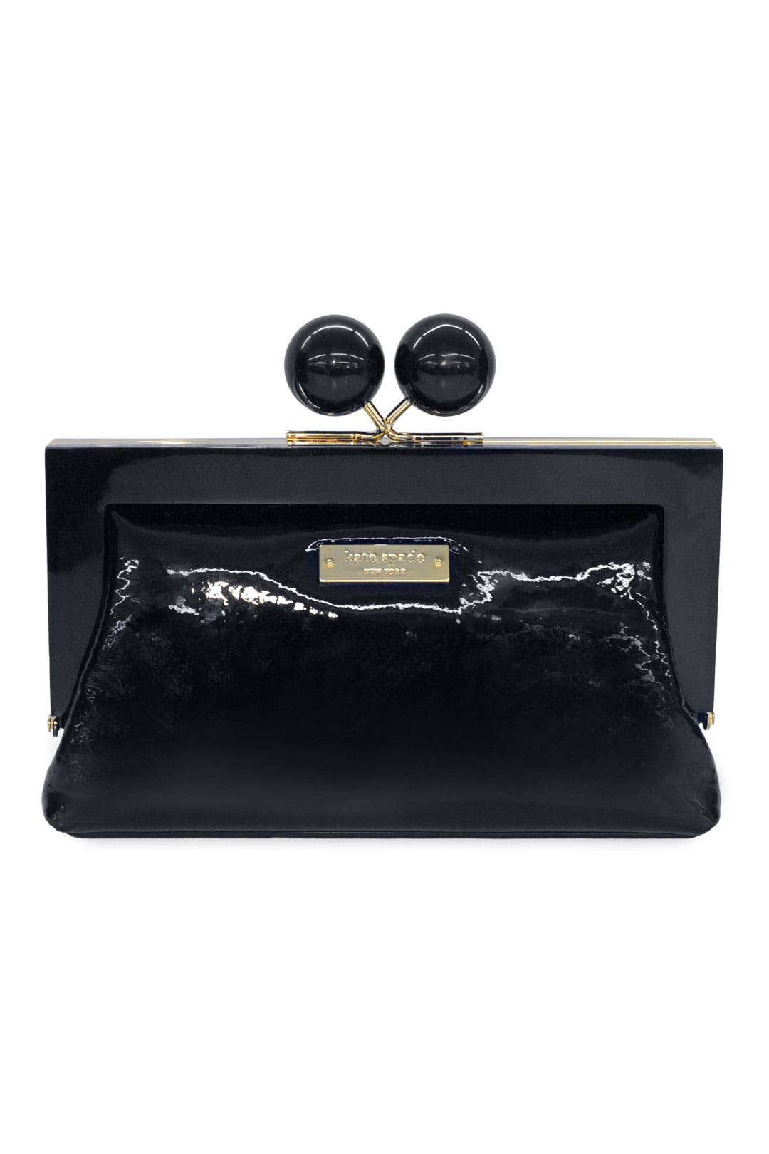 Noir Shyla Clutch by kate spade new york accessories