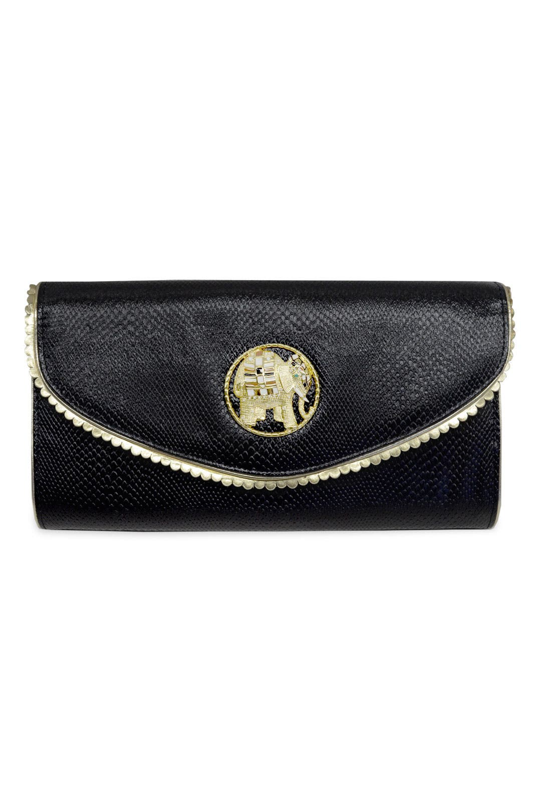 Elephant Love Note Clutch by Lilly Pulitzer Handbags