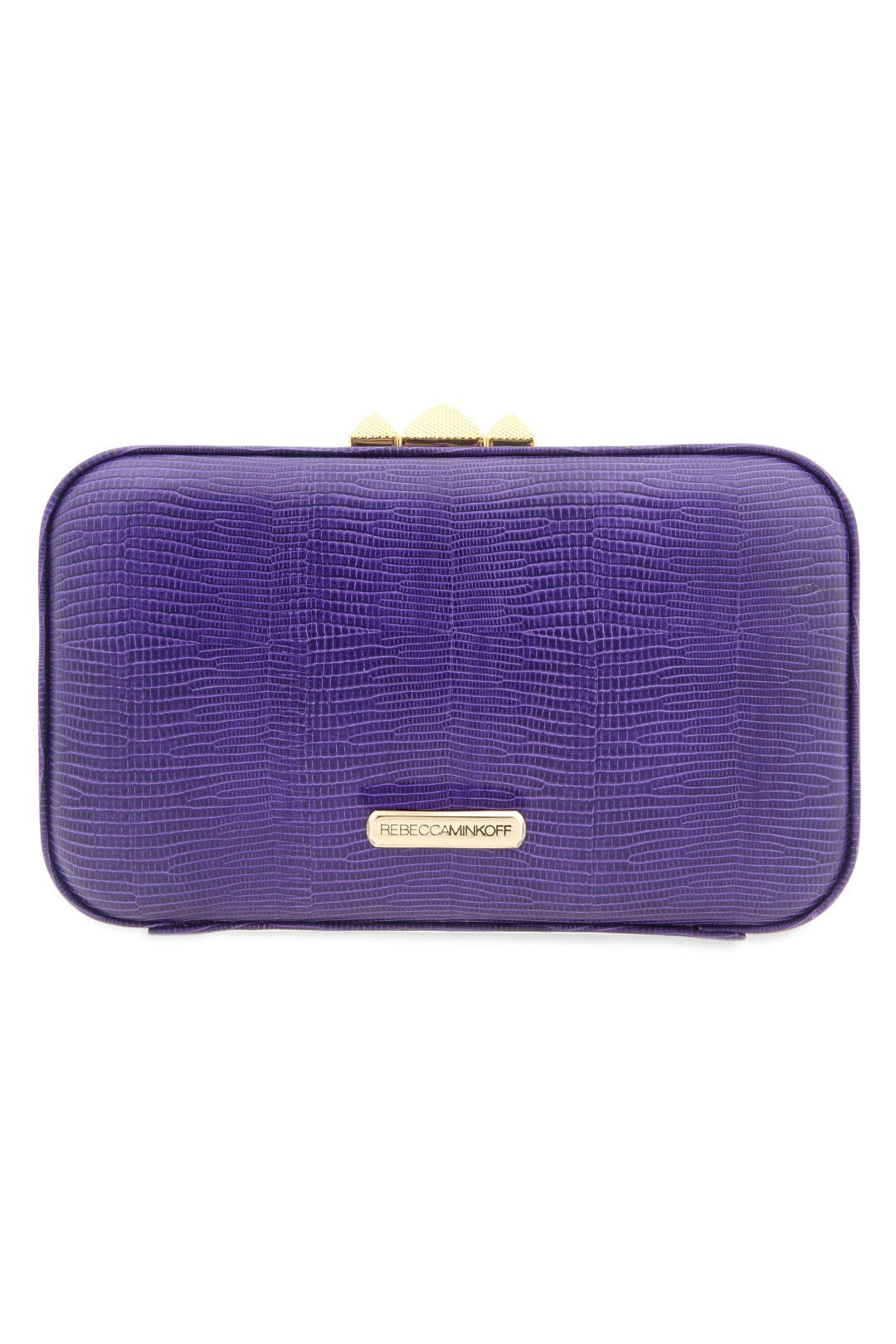 Step and Repeat Clutch by Rebecca Minkoff Handbags