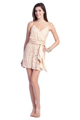 Halston Heritage - Au Naturale Dress
