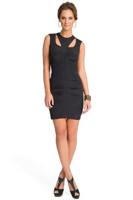 Nicole Miller - Look At Me Cut Out Dress