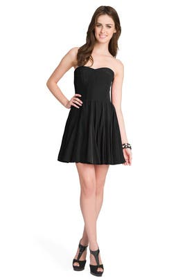Rebecca Taylor - Noir Dancer Bodice Dress