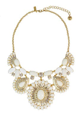 kate spade new york accessories - Mayan Alabaster Necklace