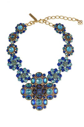 Oscar de la Renta - Karenina Statement Necklace