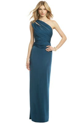 Alberta Ferretti - Adriatic Sea Gown