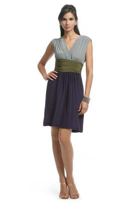 Philosophy Di Alberta Ferretti - Colorblock Sash Dress