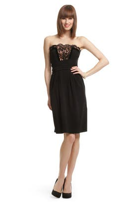 Alberta Ferretti - Kisses and Lace Dress