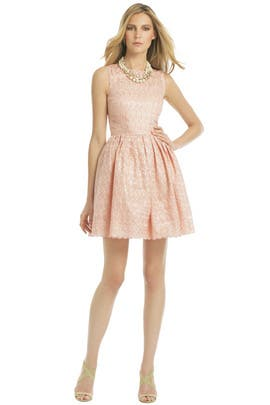 allison parris - Blush Julia Dress