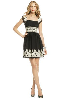 Anna Sui - Groovy Times Dress