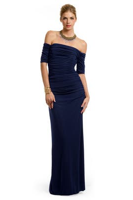 Badgley Mischka - American Beauty Gown