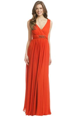 Badgley Mischka - Barbuda Beach Gown