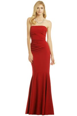 Badgley Mischka - Beauty in a Bottle Gown