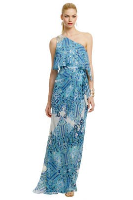 Badgley Mischka - Dream On Gown