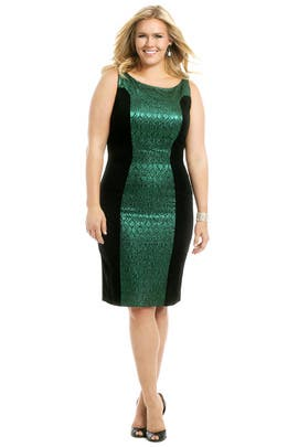 Badgley Mischka - Fame For Fame Sheath