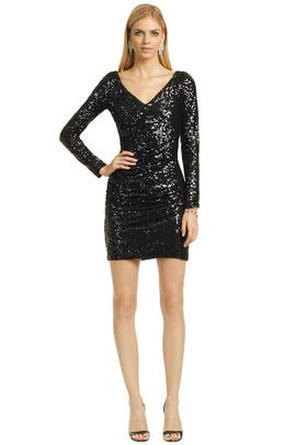 Badgley Mischka - Go Out With A Bang Dress