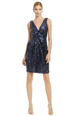 Badgley Mischka - Midnight Glamour Dress