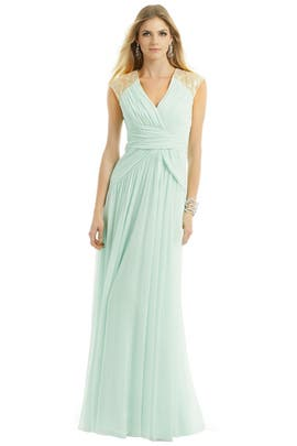Badgley Mischka - Mint Dream Gown