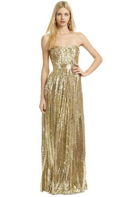 Badgley Mischka - Screen Siren Gown