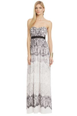 BCBGMAXAZRIA - Lace All Night Gown