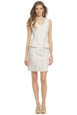 BCBGMAXAZRIA - Mazari Palm Dress