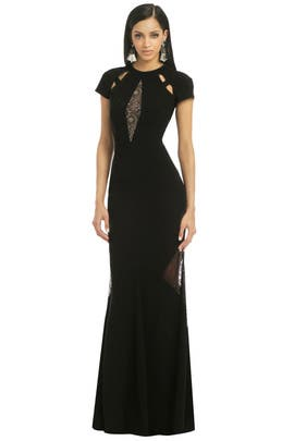 Bibhu Mohapatra - Come Hither Gown